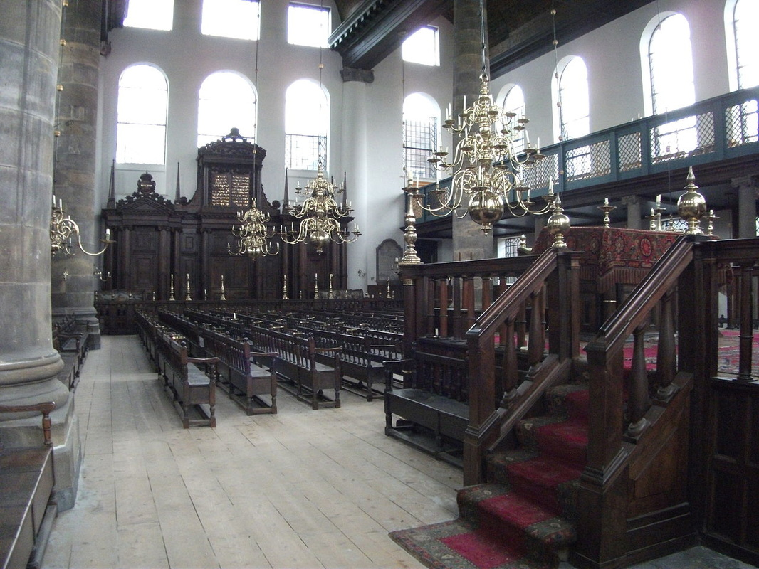 Portuguese Synagogue Amsterdam