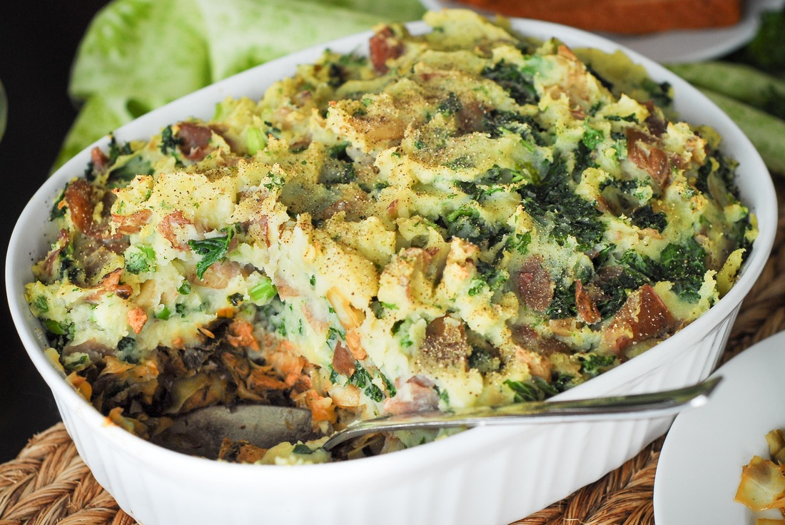Irish Colcannon | Image Resource : cookbookaficionado.com