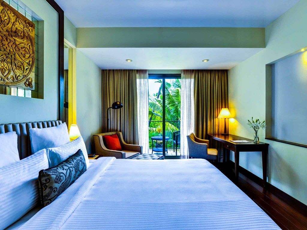 Grand Mercure Goa Shrem Resort Room